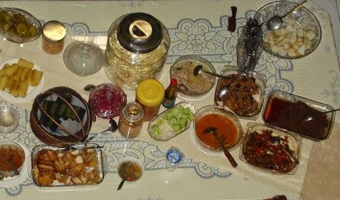 Masakan Daging Spesial Idul Adha