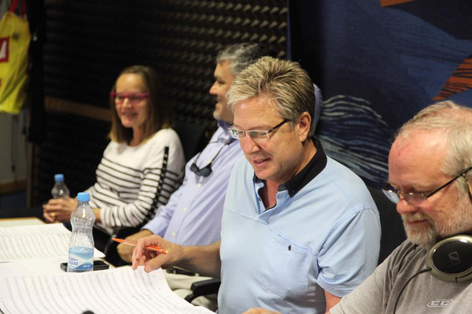 Don Moen - A Season of Hope 2012 during recording