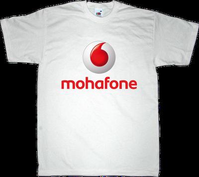 rac1 Mohammed Jordi la competència fun vodafone catalonia independence t-shirt ephemeral-t-shirts