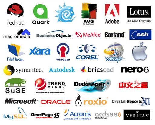 Wallpapers | Computer Software Logos And Names
