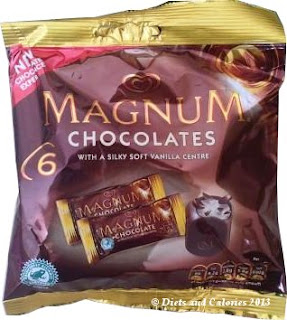 Magnum Mini Chocolate Bars