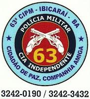 63ª CIPM IBICARAÍ
