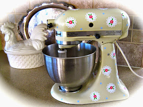 Old Mixer MAKEOVER
