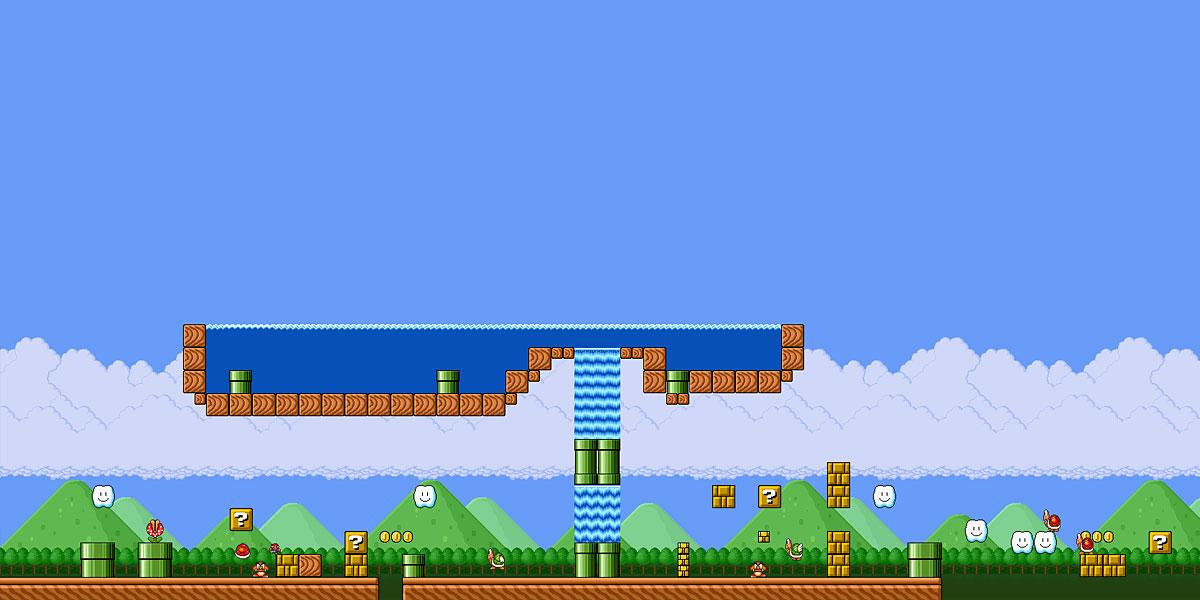 Super Mario Bros l 300+ Muhteşem HD Twitter Kapak Fotoğrafları