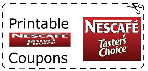 Nescafe coffee coupons