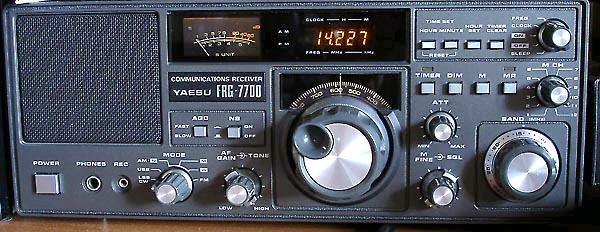 FRG 7700 SERVICE MANUAL