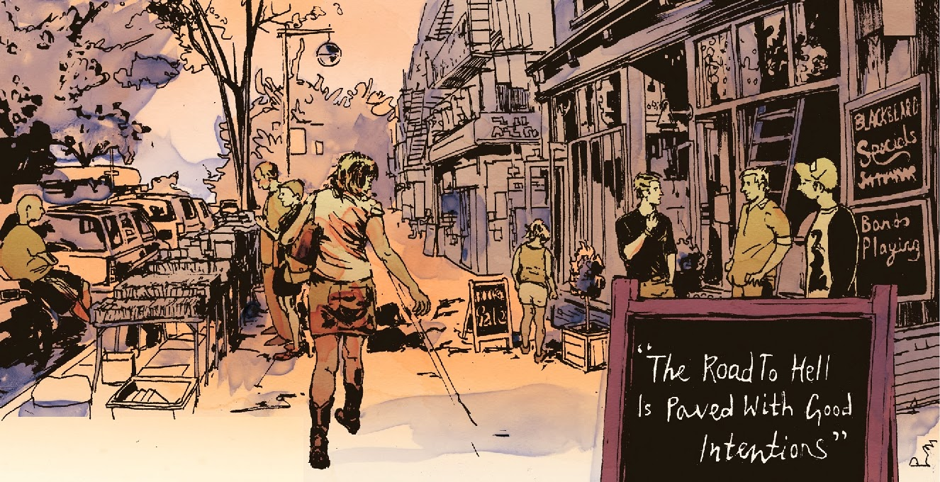 Luxury Winnebago Graveyard Scares Up A Second Printing  Graphic Policy
