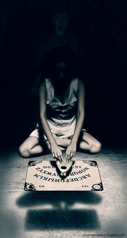 Download Wallpaper 750x1334 Ouija 2014 Layne morris Olivia cook