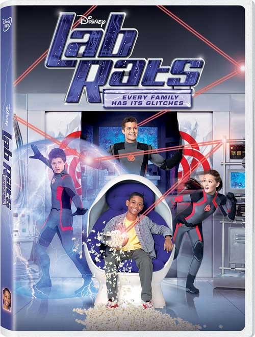 Lab Rats (2013) DVDR1 NTSC LATINO/INGLES Familiar/Disney