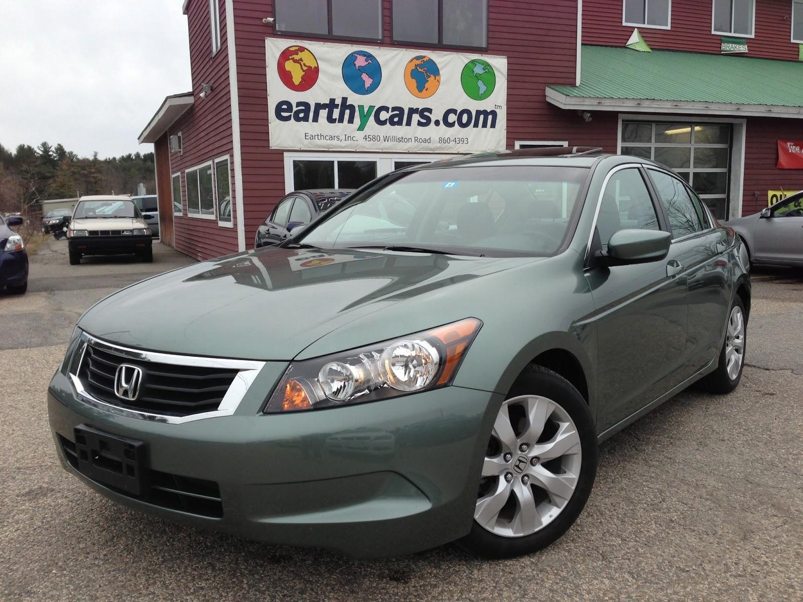 2010 Honda Accord 2.4 EX L, Green, Sedan, 21990 Mi, $18,995  Http://bit.ly/15bSSVh 5 Spd Automatic, MPG U003d 21/31