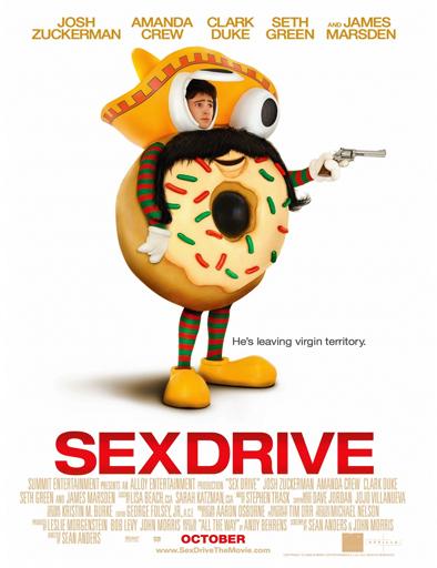 Ver Manejado por el sexo (Sex Drive) (2008) Online