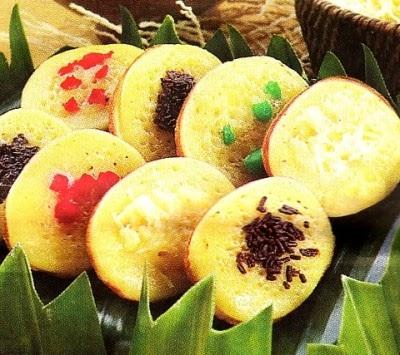 ... | TEMPAT KULINER SURABAYA: Resep Jajan Pasar | resep bikin Kue Cubit