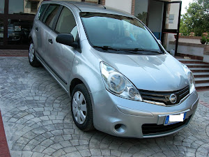 Nissan Note 1.4 GPL 70.000 km 2009 full optional 6.500,00 euro