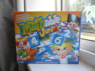 Carole Vordeman, Mathable Junior, Mathematics game