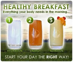 LOSING WEIGHT, TASTE GREAT WITH HEALTHY BREAKFAST!
