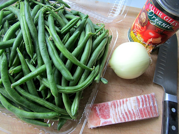 Stacey Snacks: Holiday Green Beans