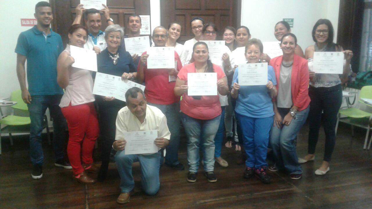 FELICITACIONES A LOS  GRADUADOS  DE NUESTRO CURSO DE EDUCACION EN SEGURIDAD SOCIAL INTEGRAL.