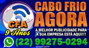 Cabo Frio Agora - Publicidade em Cabo Frio e Região dos Lagos