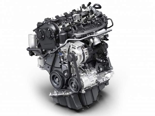 Novo Audi A4 2016 - motor