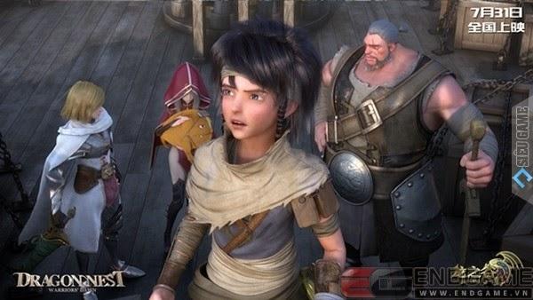Phim Dragon Nest: Warriors' Dawn