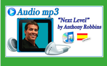 Audio Tony Robbins en español