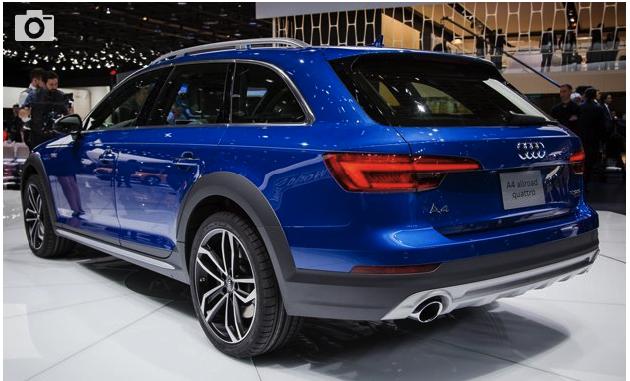 2019 audi a4 allroad quattro full review cars auto. Black Bedroom Furniture Sets. Home Design Ideas