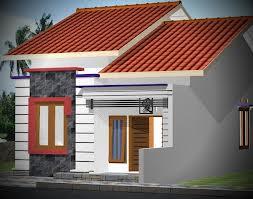 Desain Rumah Type 21