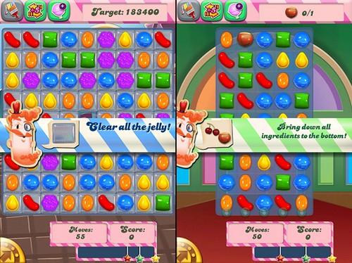 Cómo jugar Candy Crush Saga