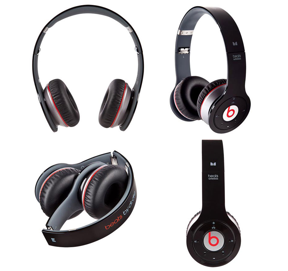 monster beats wireless by dr dre bluetooth headphones ebay. Black Bedroom Furniture Sets. Home Design Ideas