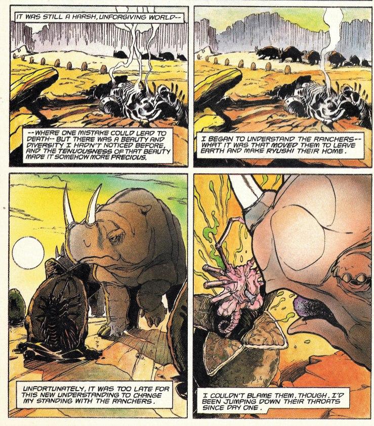 порно комиксы с инопланетянкой № 721305  скачать