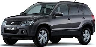 Suzuki Grand Vitara 2011 Pictures