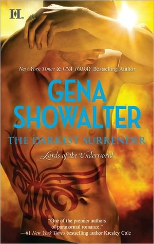 The Darkest Surrender by Gena Showalter