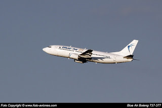 AVIÓN BOEING 737 YR-BCA