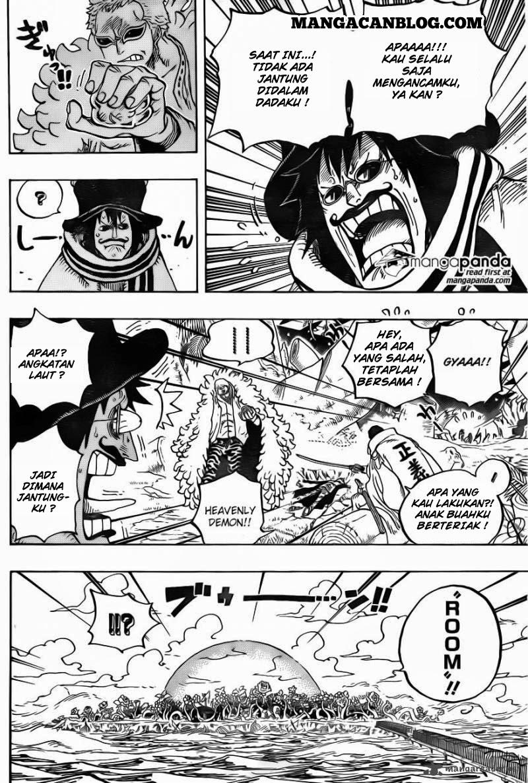 Komik one piece 723 - perubahan rencana 724 Indonesia one piece 723 - perubahan rencana Terbaru 11|Baca Manga Komik Indonesia|Mangacan