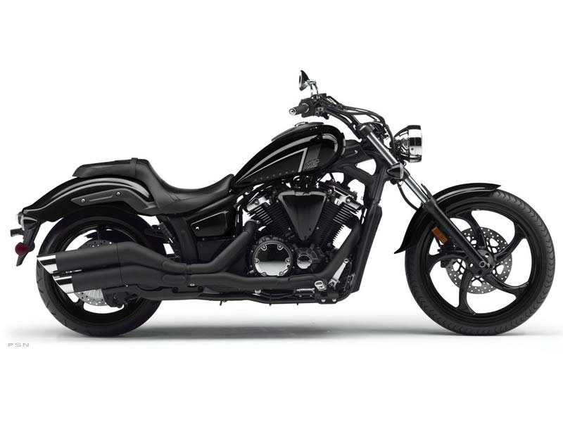 About Motorcycle  The Chopper Style 2013 Yamaha Stryker
