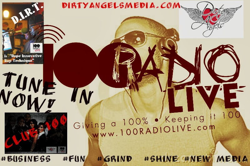 www.100RadioLive.com