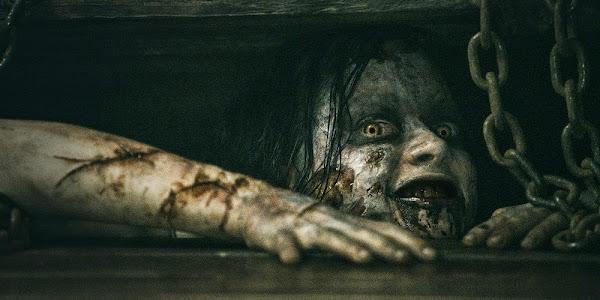 Jane Levy em A MORTE DO DEMÔNIO (Evil Dead)