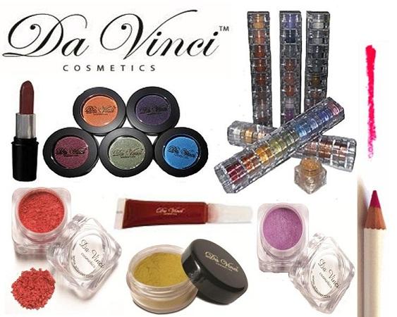 Maquillaje Mineral Brillo