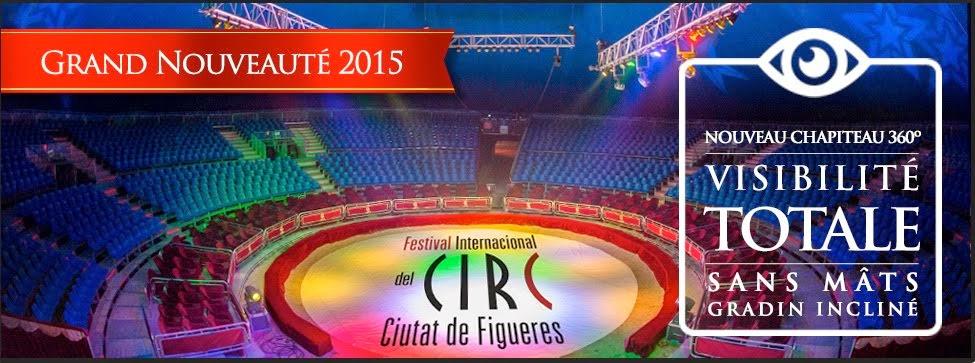 festival International du cirque de la ville de figueres