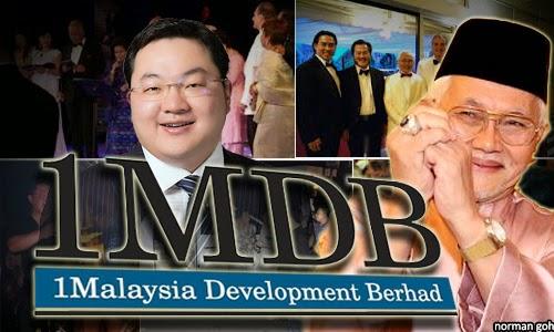 Taib Mahmud pula terkait dengan 1MDB