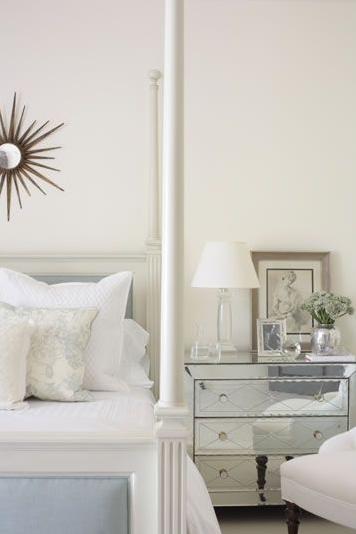 Sunburst Mirror for Master Bedroom Decor