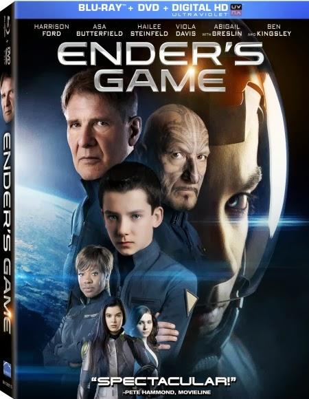 Ender's Game 2013 720p WEB DL 900mb Audio 5.1
