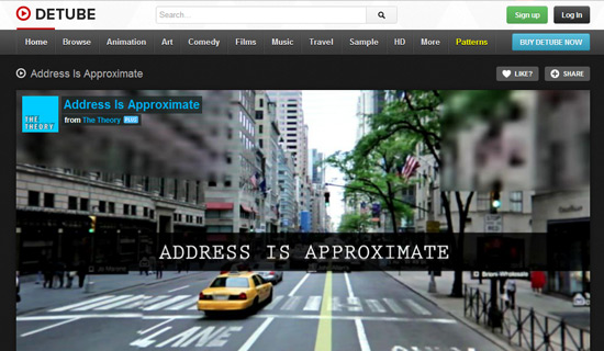 professional wordpress template for video websites 2013