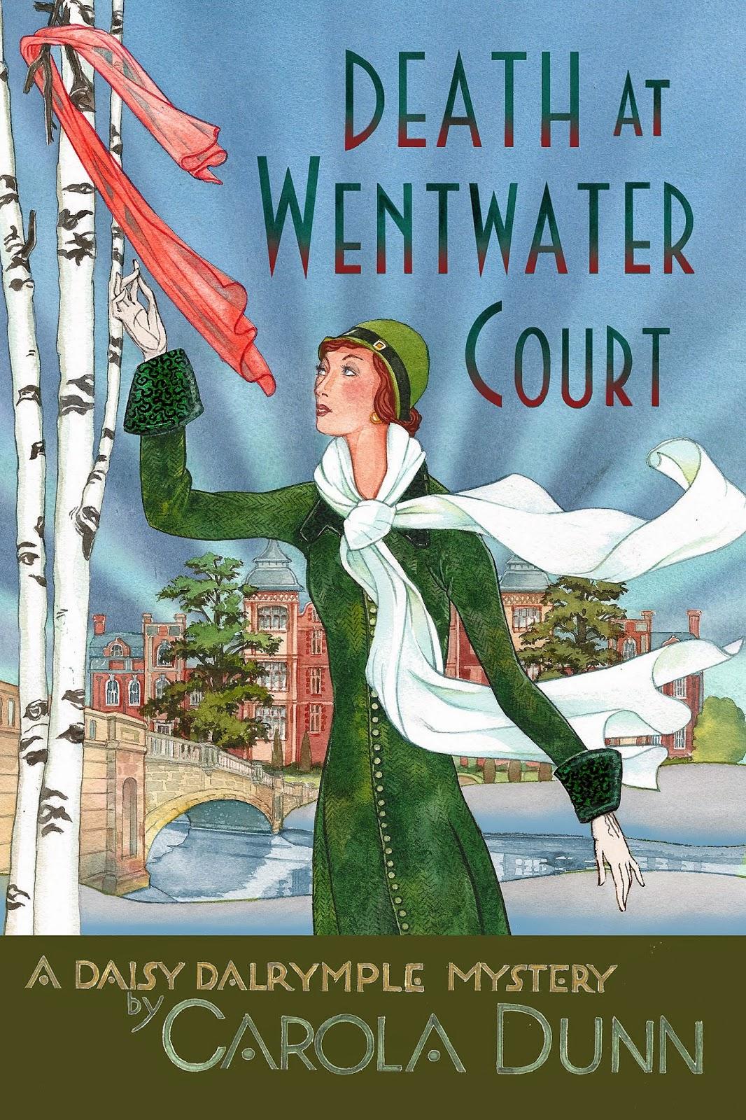 http://www.amazon.com/Death-Wentwater-Court-Dalrymple-Mysteries/dp/1250060796/ref=sr_1_1?s=books&ie=UTF8&qid=1426530103&sr=1-1&keywords=death+at+wentwater+court
