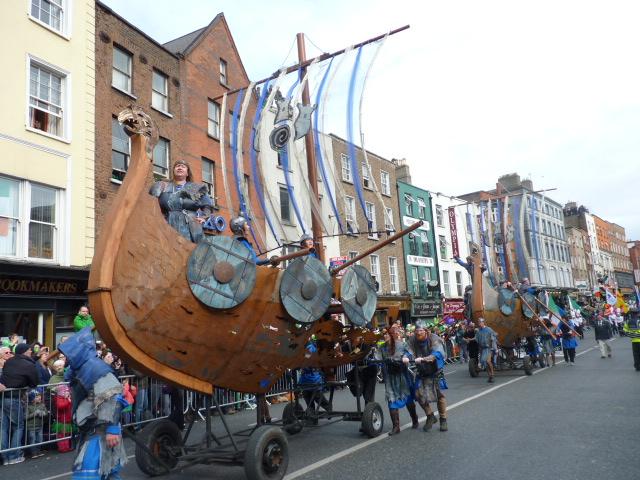 Vikingos en San Patricio