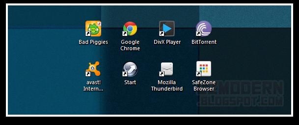 Cara Menghilangkan Tanda Panah Pada Shortcut di Desktop Windows