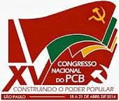 XV Congresso Nacional do PCB - 2014