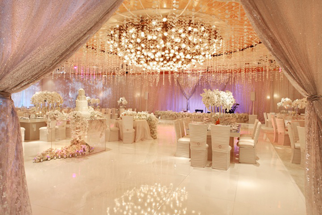 Wedding reception venue decoration ideas : Wedding reception flowers decorations decor luxury a g