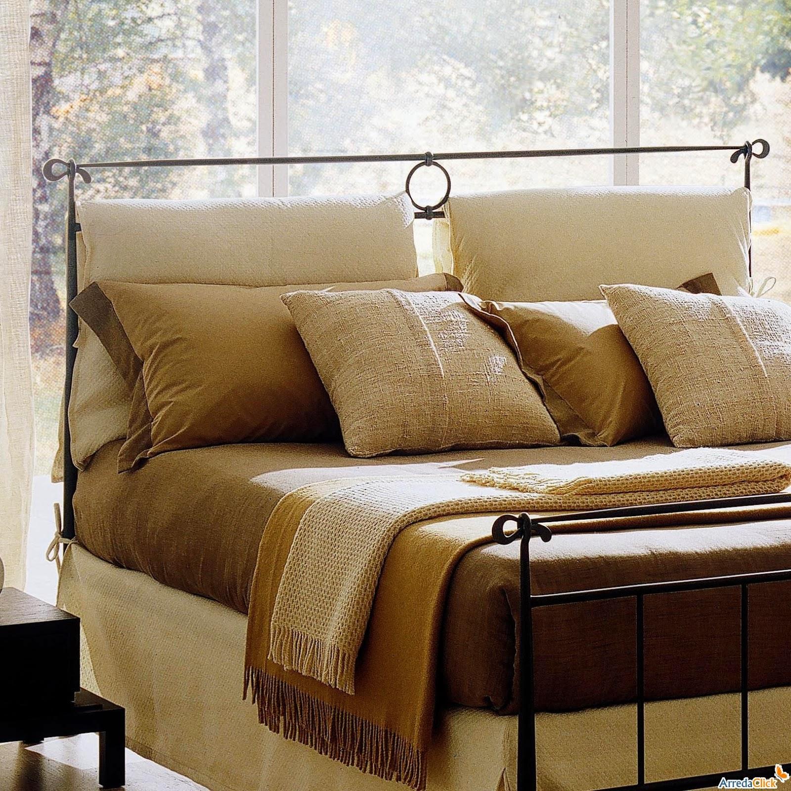 Amedeo liberatoscioli come rinnovare la tua casa con un for Testiere letto a cuscino