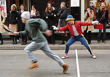 Spitafields Race